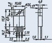 Транзистор 2П769В