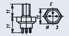 Транзистор 2П903А