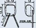 Стабилитрон 2С151Т-1