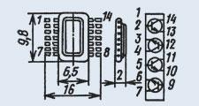 Транзистор 2Т689АС