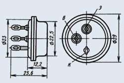 Транзистор 2Т803А