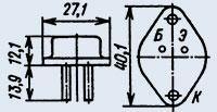 Транзистор 2Т875А