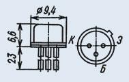 Транзистор 2Т880Б