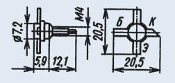 Транзистор 2Т913А