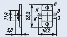 Транзистор 2Т9132АС