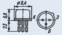 Транзистор 2Т928А