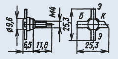 Транзистор 2Т951В