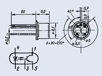 Индикатор 3ОТ123А
