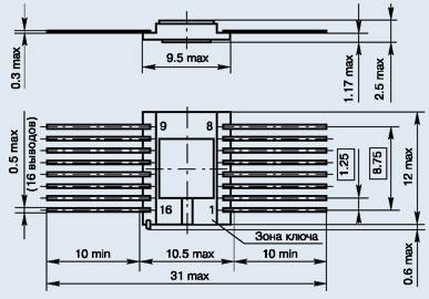 микросхема 514ПР1