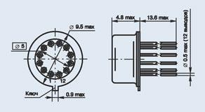 микросхема 521СА401