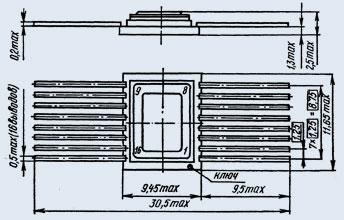 микросхема 533АГ3