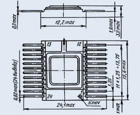 микросхема 533ИД3