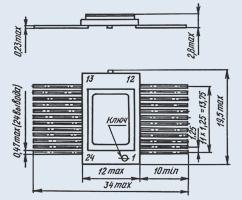 Электронный компонент Р1006ВИ1 (Ni)