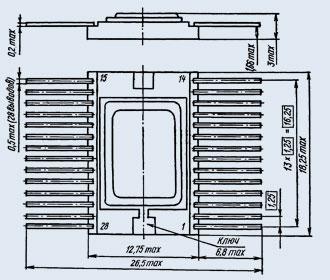 микросхема 556РТ2